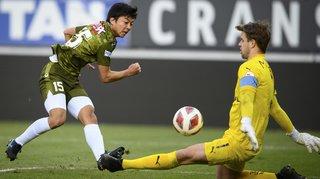 Super League: le FC Sion arrache la victoire contre Vaduz