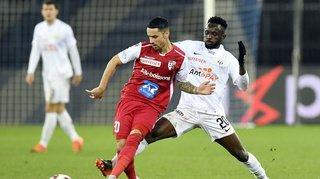 Super League: le FC Sion obtient un point à Zurich