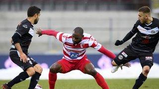 Super League: le FC Sion perd deux points à Tourbillon