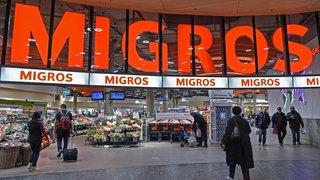 Commerce de détail: Migros a frôlé les 30 milliards de recettes en 2020