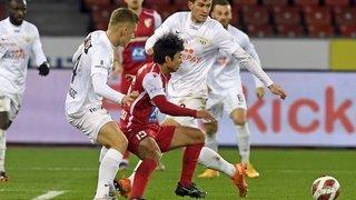 Football: le FC Sion retrouve sa solidité