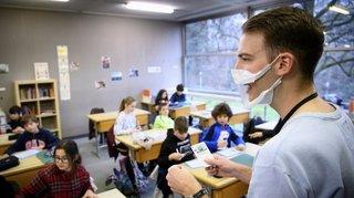 Coronavirus: la fermeture des écoles n'est pour l'instant pas envisagée en Suisse