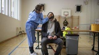 Coronavirus: dans les Grisons, les actifs pourront se faire tester jusqu'à plusieurs par semaine