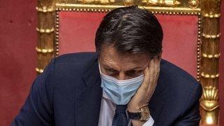 Giuseppe Conte obtientun sursis temporaire