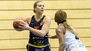 Basket: Troistorrents s'impose de manière méritée face à Hélios dans le derby valaisan, 78-72