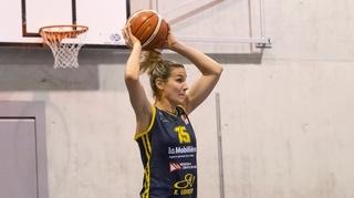 Basket: à Troistorrents, Nora Nagy-Bujdoso a pris la succession d'Andrea Csaszar