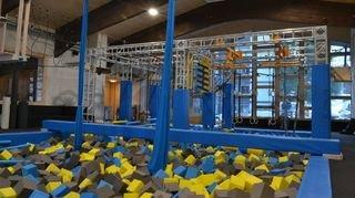 Grimentz: l'Anniviers indoor park divertit les jeunes