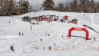 Verbier: le stade de slalom du Casino va rouvrir ce week-end