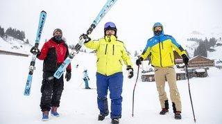 Après le déclin, la résurrection pour le Ski Team Dents du Midi