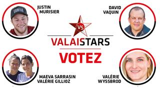 ValaiStars: élisez la personnalité du mois de décembre