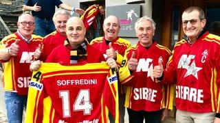 Hockey: 35 ans après la promotion en LNA, les anciens joueurs du HC Sierre se sont retrouvés à Veyras