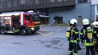 Incendie: un local technique des Bains de Saillon prend feu