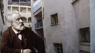 Et si Jules Verne avait écrit «Le Tour du monde en 80 jours» à Sion? Des sources le disent. Et nous on veut y croire.
