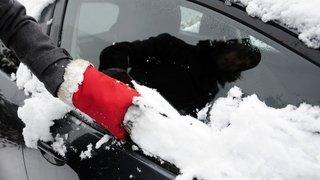 Valais: alerte aux chutes de neige émise