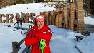 Ski alpin: Crans-Montana organise deux descentes de Coupe d'Europe avant d'accueillir sa grande sœur mondiale