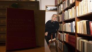 Martigny: quand Jean-Jacques Jost parle de sa passion pour les bouquins