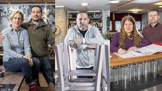 Coronavirus - Ils ont repris un établissement en 2020: le dépit de trois restaurateurs valaisans