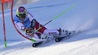 Ski alpin: la confirmation de Justin Murisier lors du géant d'Adelboden