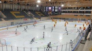 Hockey: Porrentruy et le Jura disposent, à leur tour, d'une nouvelle patinoire