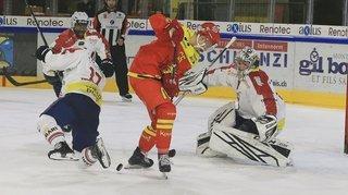 Hockey: Sierre peut réaliser un carton plein lors de cette semaine à trois matchs