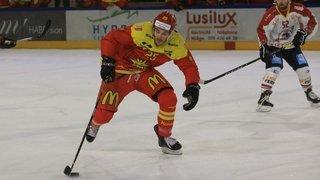 Le HC Sierre laisse filer un point face aux Ticino Rockets