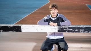 Athlétisme: Valentin Imsand est appelé à prendre de la hauteur