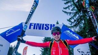 Ski-alpinisme: Léo Besson trace sa voie vers les sommets