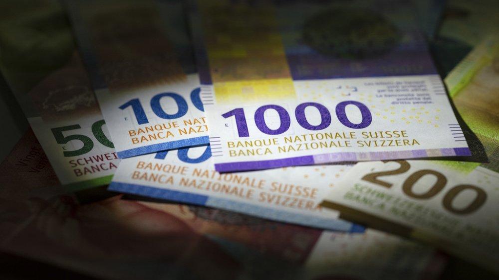 Les conseillers d'Etat valaisans versent chaque année à leur parti entre 5000 francs et 10% de leur salaire net.