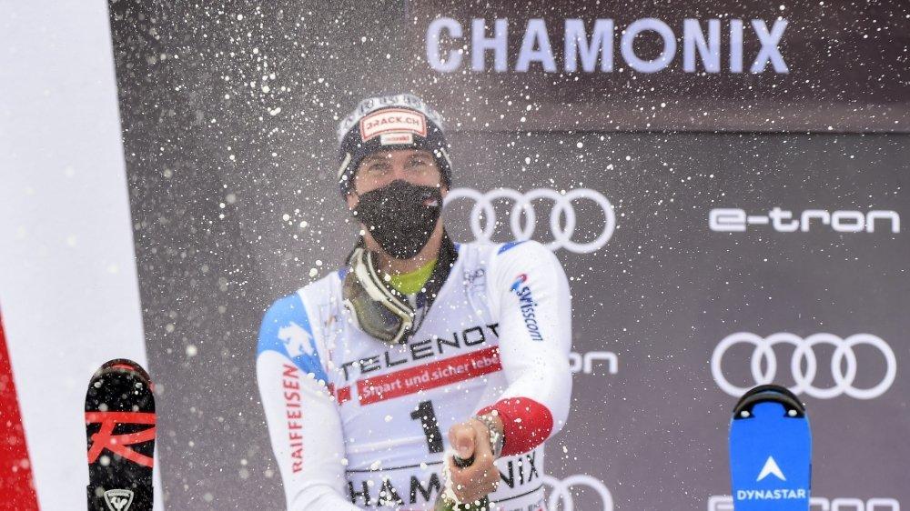 Un deuxième podium pour le Haut-Valaisan cet hiver.