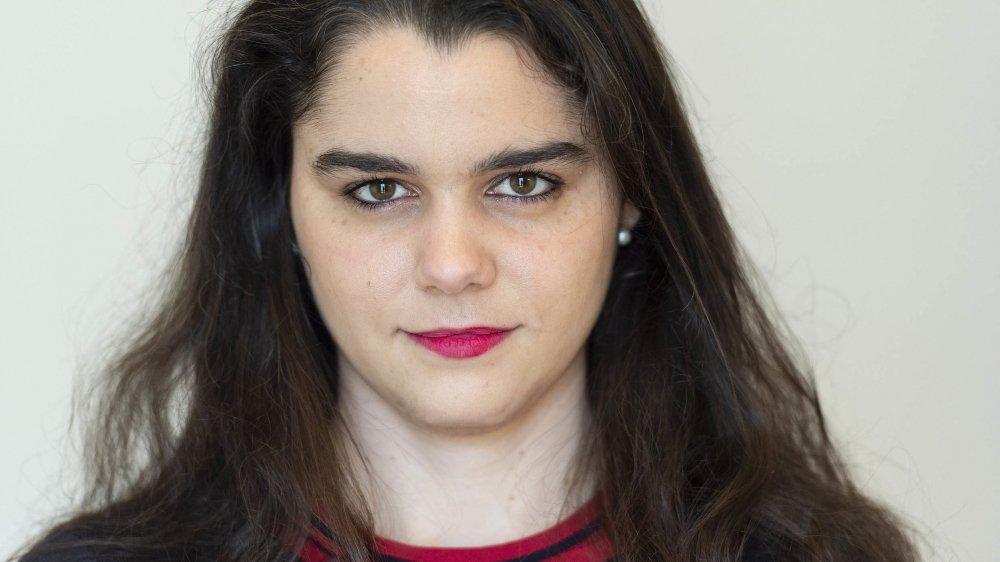 Estelle Revaz, une soliste qui a su fédérer autour d'elle pour faire entendre la voix des artistes et prendre conscience de leur importance.