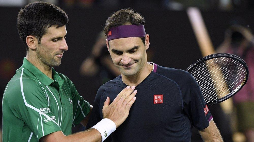 Il y a un an, Roger Federer s'inclinait devant Novak Djokovic à l'Open d'Australie. Le Bâlois n'a plus disputé de match officiel depuis.