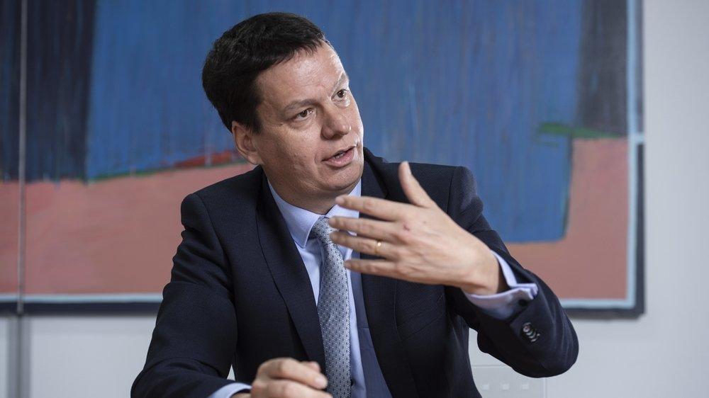 Serge Gaudin veut faire de la question climatique une priorité dans les rangs PDC.