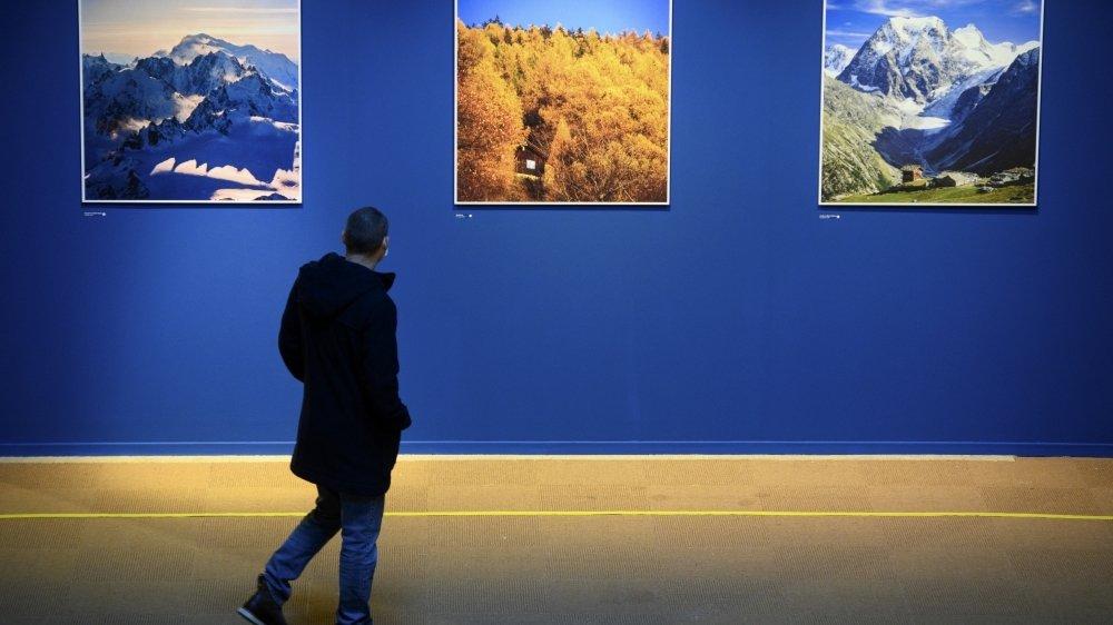 L'exposition du photographe valaisan Michel Darbellay pourra de nouveau être visitée à la Fondation Gianadda.
