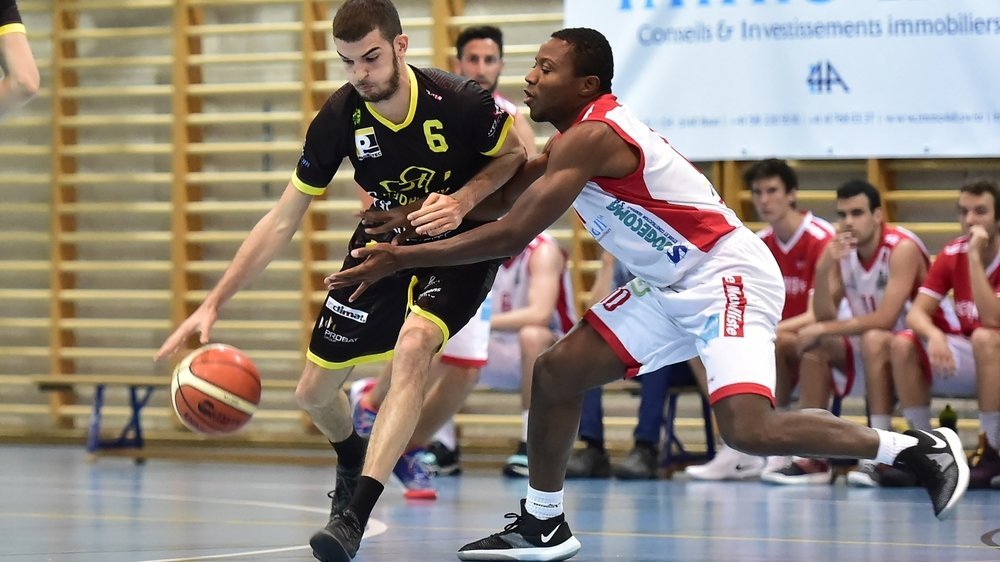 Martigny Basket rêvait d'accueillir un club de l'élite, comme ce fut le cas en 2018 avec le BBC Monthey-Chablais, mais ce ne sera pas pour cette saison.