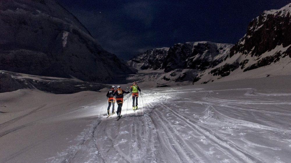 Patrouille des Glaciers 2016 (PDG).