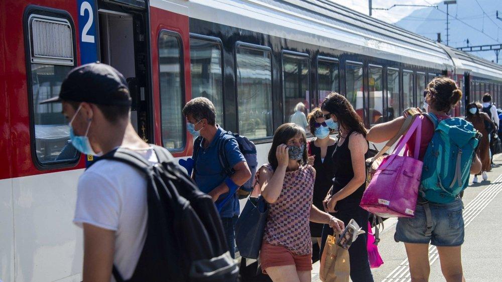Les municipalités valaisannes ne pourront plus vendre la carte journalière «Commune» donnant accès à tous les transports publics à prix cassés à partir de 2024.