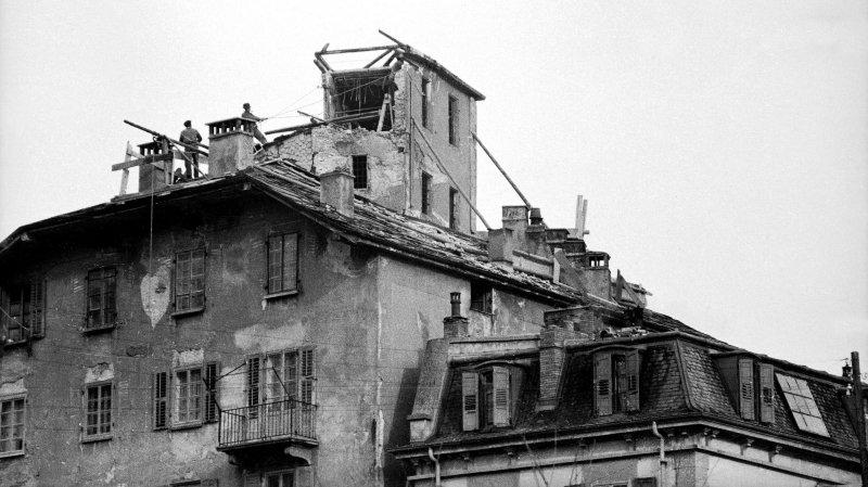 Il y a 75 ans, le Valais était frappé par un tremblement de terre