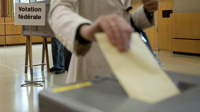 Votations fédérales: les Suisses ont des avis tranchés sur l'initiative anti-burqa
