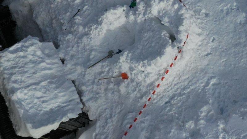 Accident: un enfant de 7 ans meurt aux Grisons dans l'effondrement d'un iglou