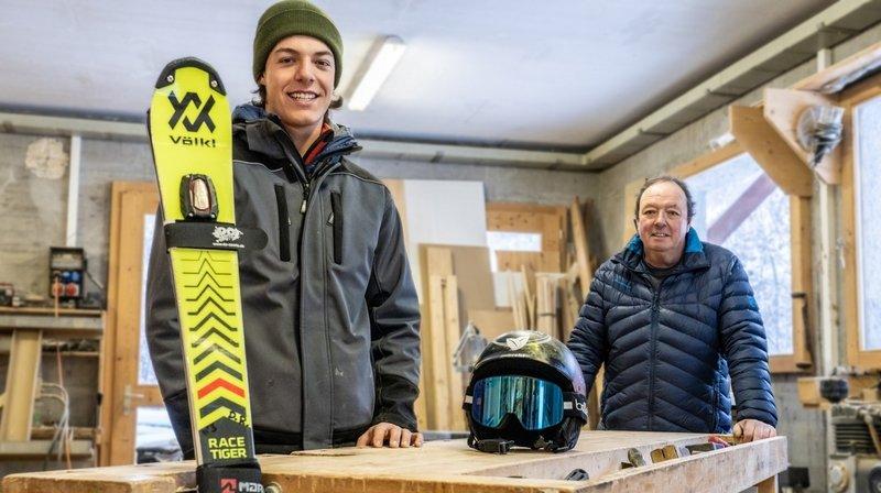 Conciliation formation et ski: quelle voie pour les jeunes de Ski Valais?
