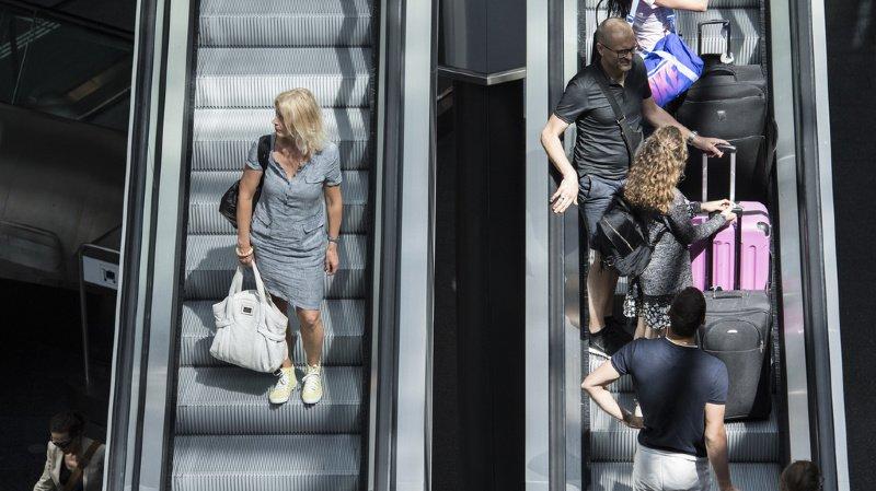 Coronavirus: un tiers des Suisses n'est pas parti en vacances en 2020