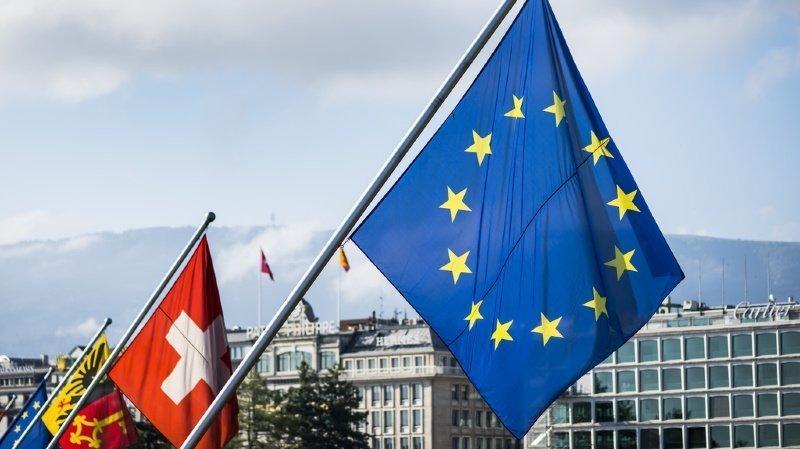 Accord cadre: l'économie suisse veut une clarification rapide des questions en suspens