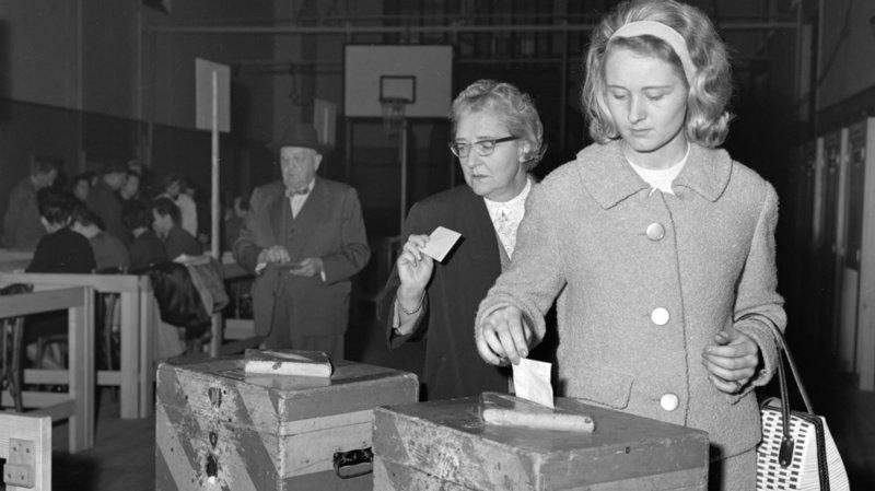 Droit de vote des femmes: chronologie d'un long parcours semé d'embûches