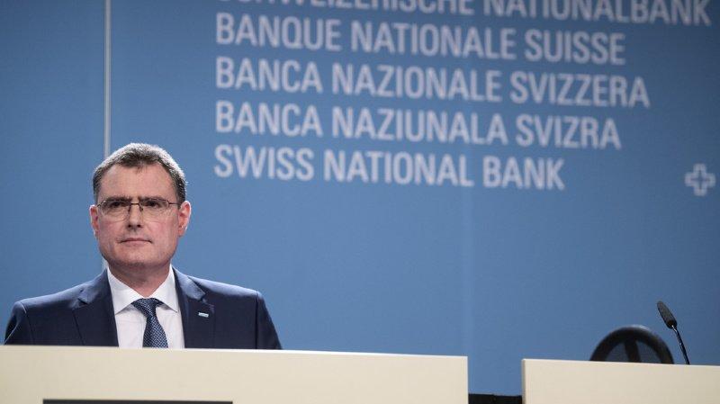 La BNS veut continuer de favoriser des conditions monétaires favorables pour la Suisse.