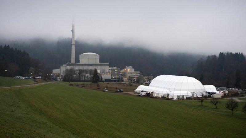Energie: les centrales nucléaires suisses ont produit moins d'électricité en 2020