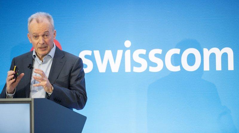 Swisscom: le salaire du directeur général a augmenté de plus de 5% en 2020