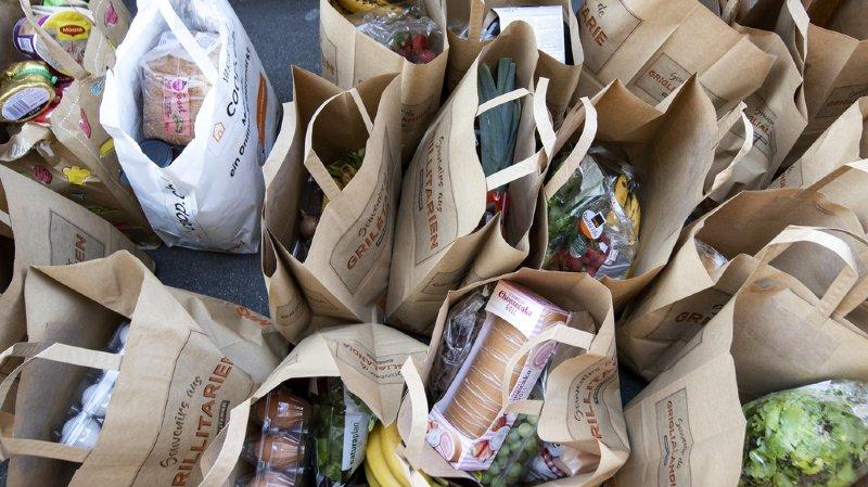 Consommation: la population suisse n'a jamais autant dépensé pour son alimentation