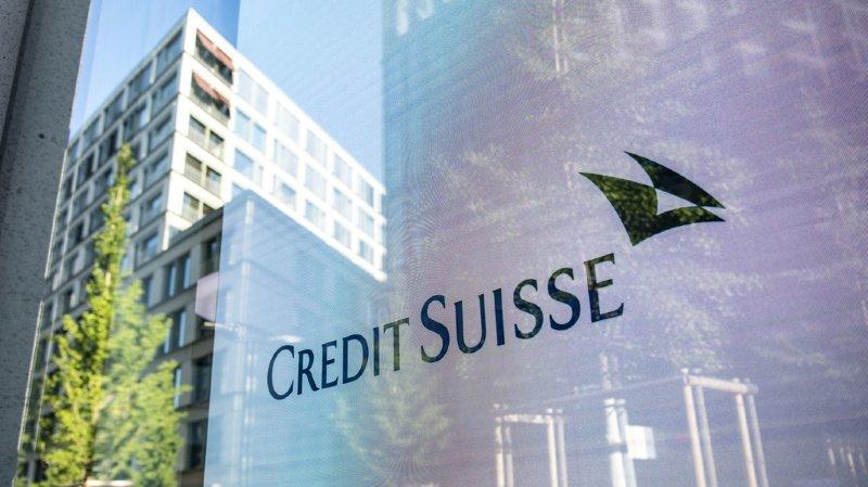 Comme attendu, Credit Suisse a enregistré une perte au quatrième trimestre, de 353 millions de francs, contre un gain de 852 millions un an plus tôt (ILLUSTRATION).
