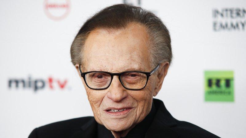 Larry King, figure de la télévision américaine, est mort à 87 ans