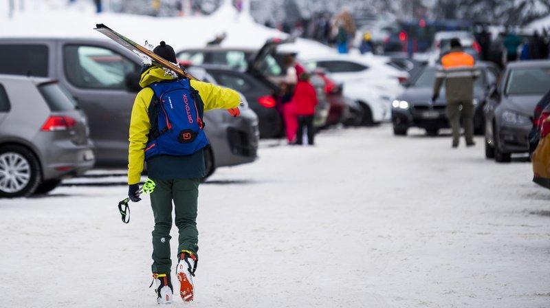Les skieurs ont pris d'assaut les stations vaudoises et fribourgeoises